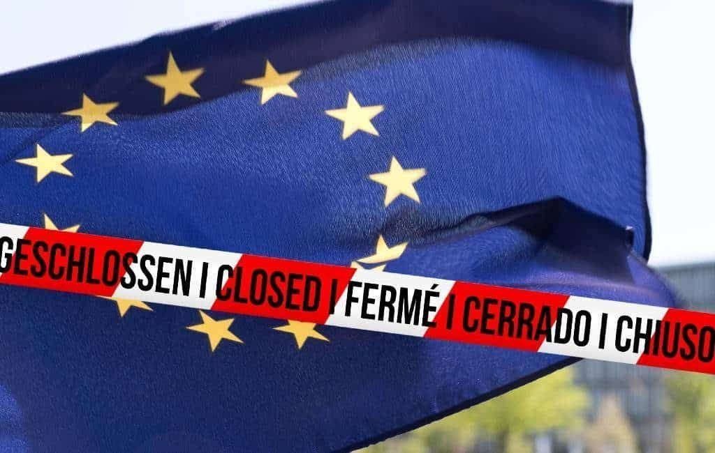 Inreisverbod voor niet EU- en Schengenlanden naar Spanje verlengd tot 30 juni