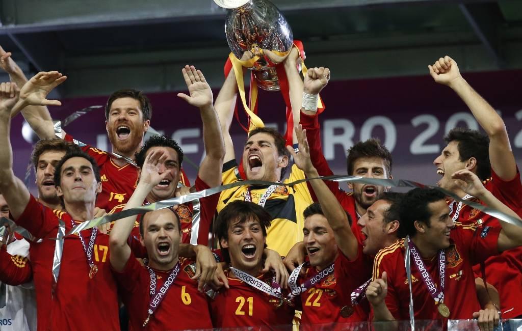 Wanneer won Spanje voor het laatst het EK voetbal en andere weetjes