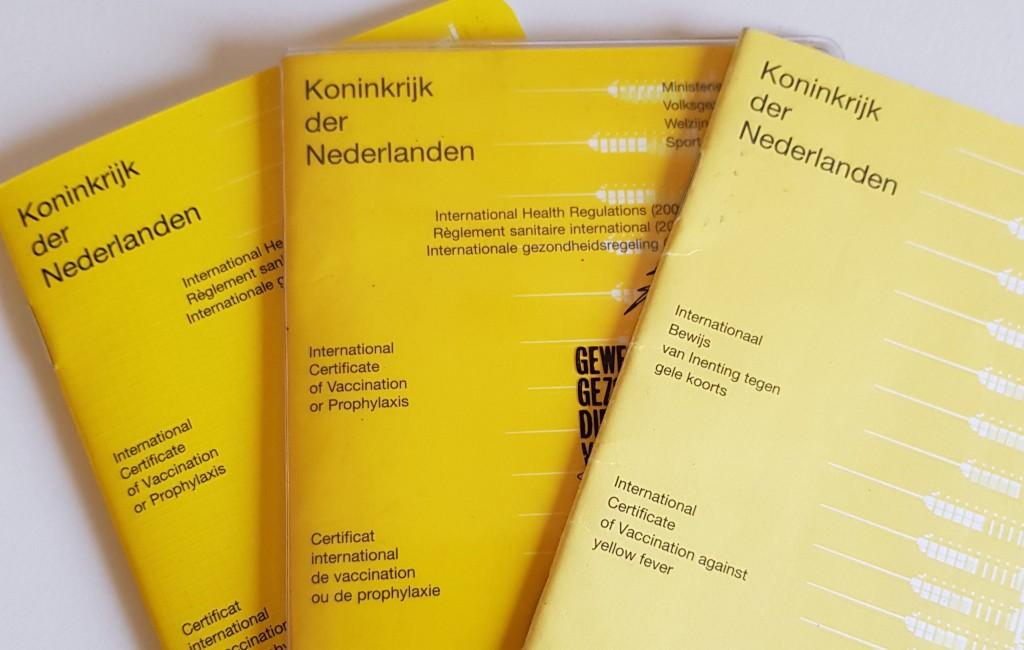 Wordt het Nederlandse Gele Boekje geaccepteerd als vaccinatiebewijs in Spanje?