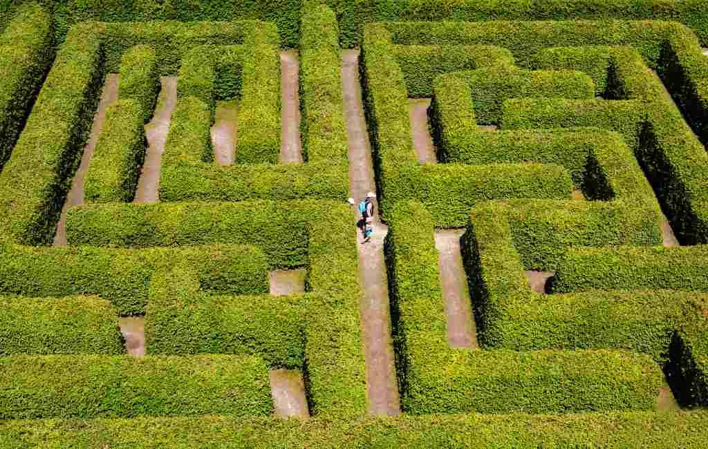 Benidorm krijgt een labyrint/doolhof als nieuwe attractie