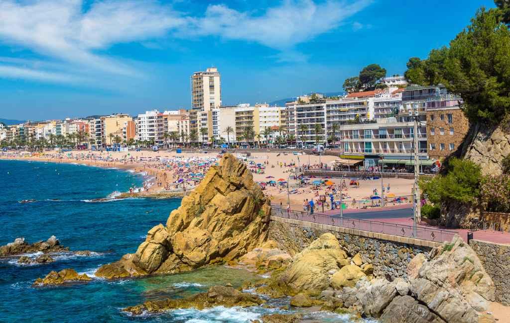 Lloret de Mar biedt mogelijkheid aan toeristen en inwoners om coronatest te laten afnemen