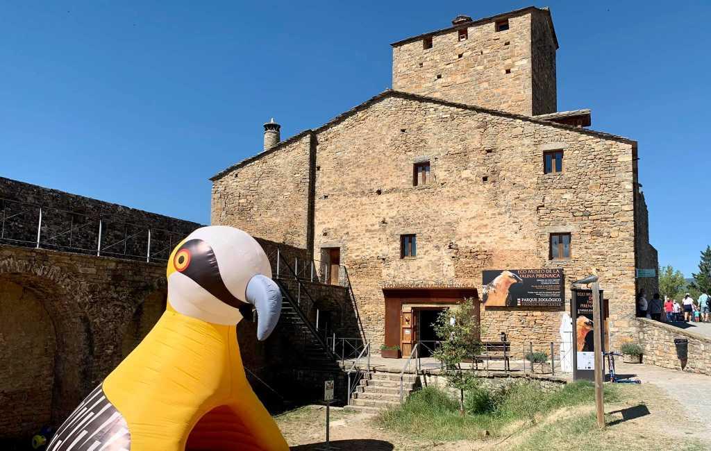 Ecologisch Museum Aínsa viert zijn 25e verjaardag na meer dan een half miljoen bezoekers