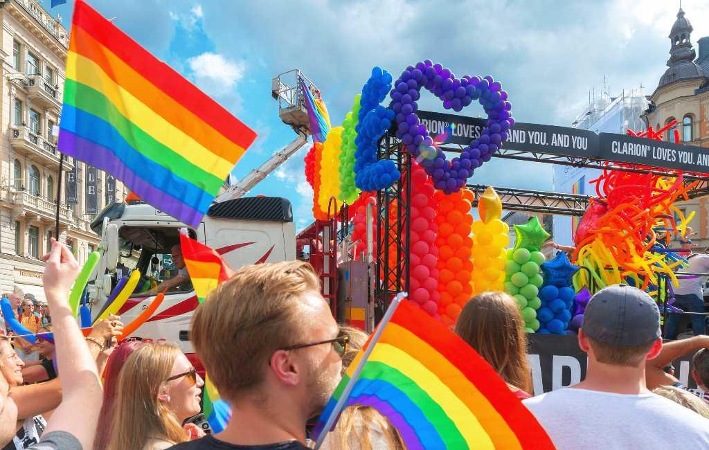 Orgullo LGTBI (Pride) van start in Madrid maar zonder praalwagens en weinig feest