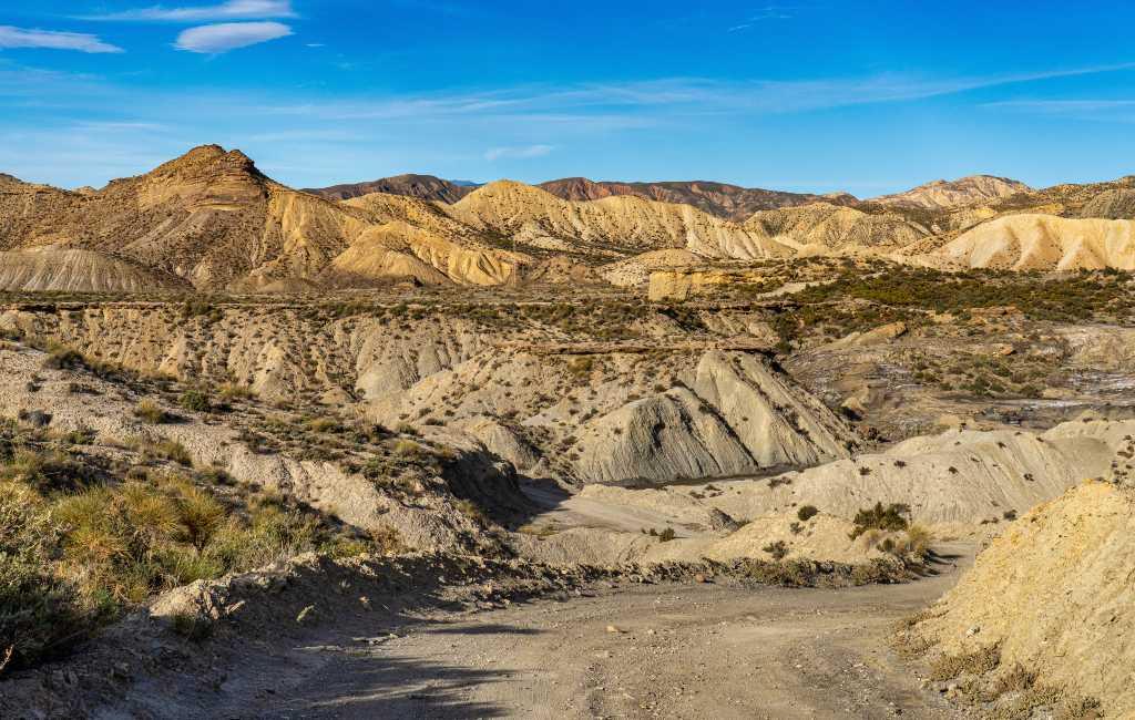 Zonder drastische ingrepen wordt het zuiden van Spanje tegen het jaar 2100 woestijngebied