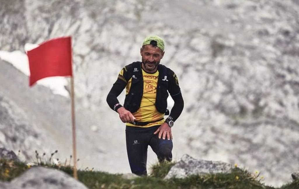 De 53-jarige timmerman die de Picos de Europa temde tijdens de jaarlijkse Travesera