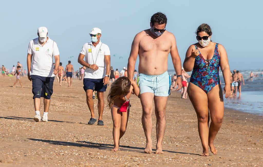 Wordt het vaccineren voor de inwoners van Spanje in een andere vakantieregio mogelijk?