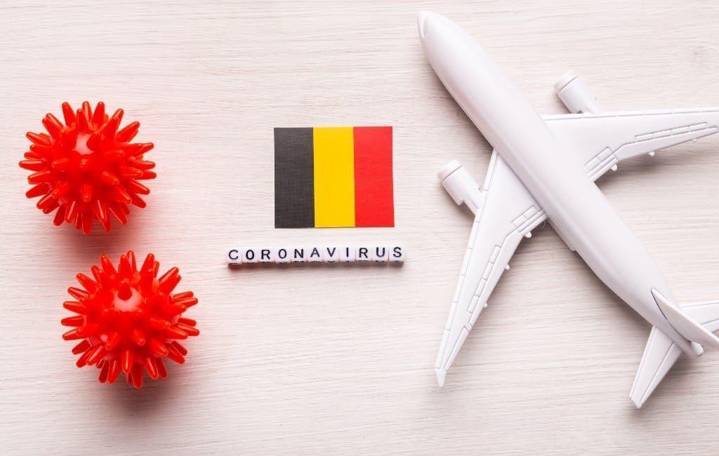 België heeft op vrijdag 9 juli de kleurcodes voor Spanje aangepast: bijna alles op rood