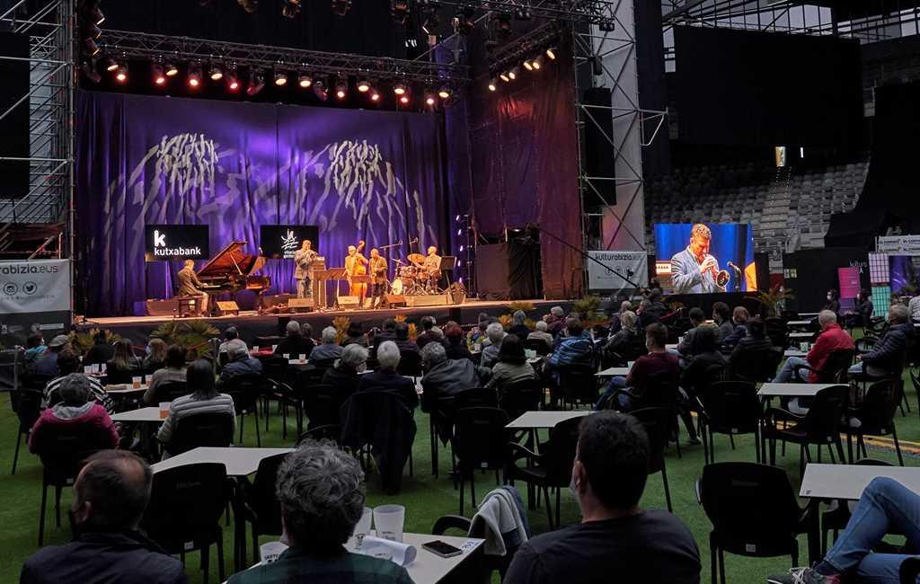 Veertigste Jazz Festival van Vitoria-Gasteiz is op 14 juli begonnen