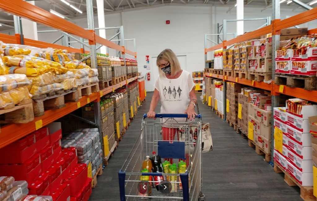 Happy, hard en slimme discount winkels worden steeds populairder in Spanje