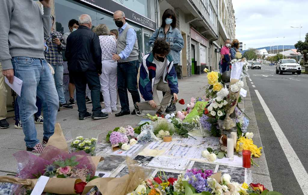 Politie arresteert daders antihomoseksueel geweld van de overleden Samuel in A Coruña