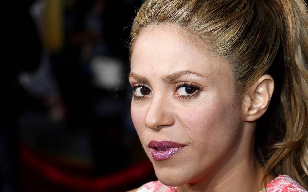 Zangeres Shakira in de clinch met de Spaanse belastingdienst