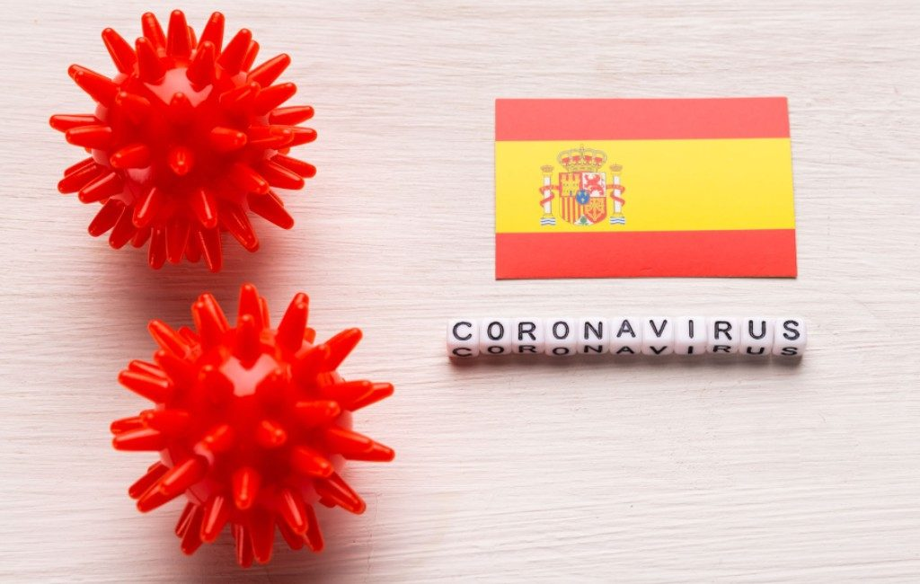 ATTENTIE: wijziging verplichte PCR- en antigeentest eis om Spanje binnen te komen
