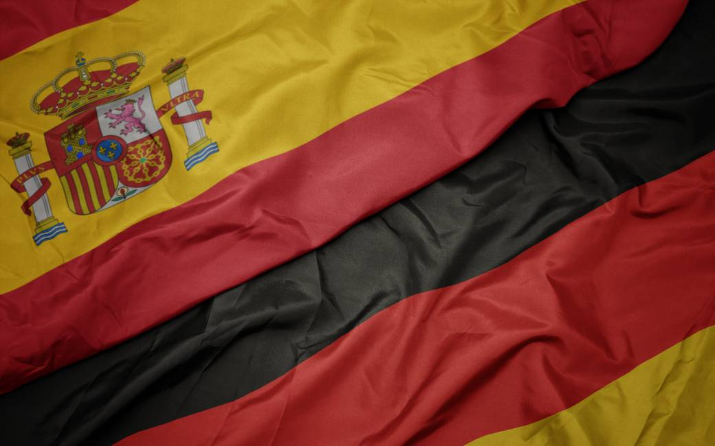 Nederland en Spanje worden door Duitsland gezien als hoogrisicoland