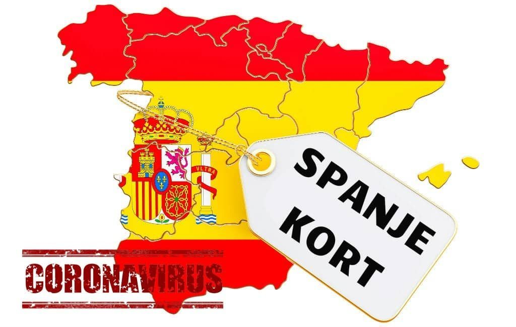 Kort coronavirus nieuws uit Spanje
