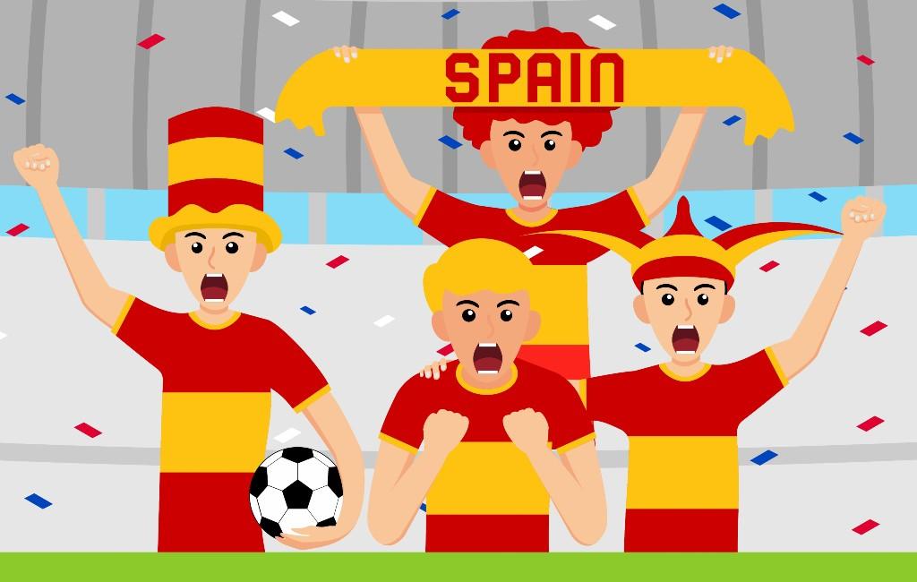 EK-2021 kwartfinales: Spanje speelt om 18 uur tegen Zwitserland