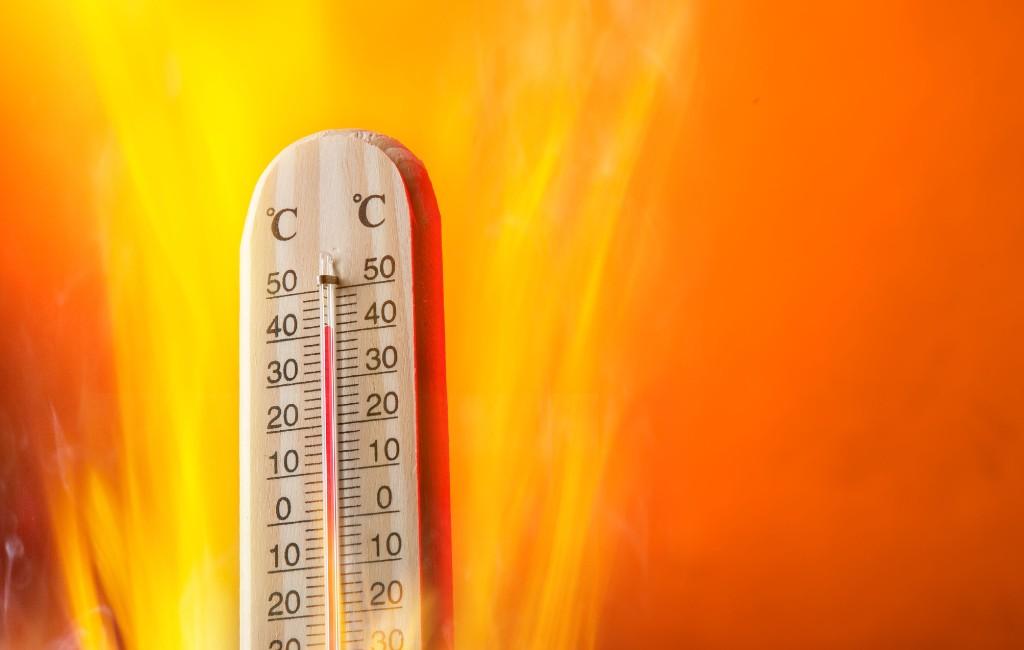 Hoogste temperatuur op zondag 11 juli in Spanje: