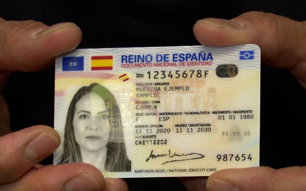 Nieuwe Spaanse EU-identiteitskaart 4.0 in gebruik genomen