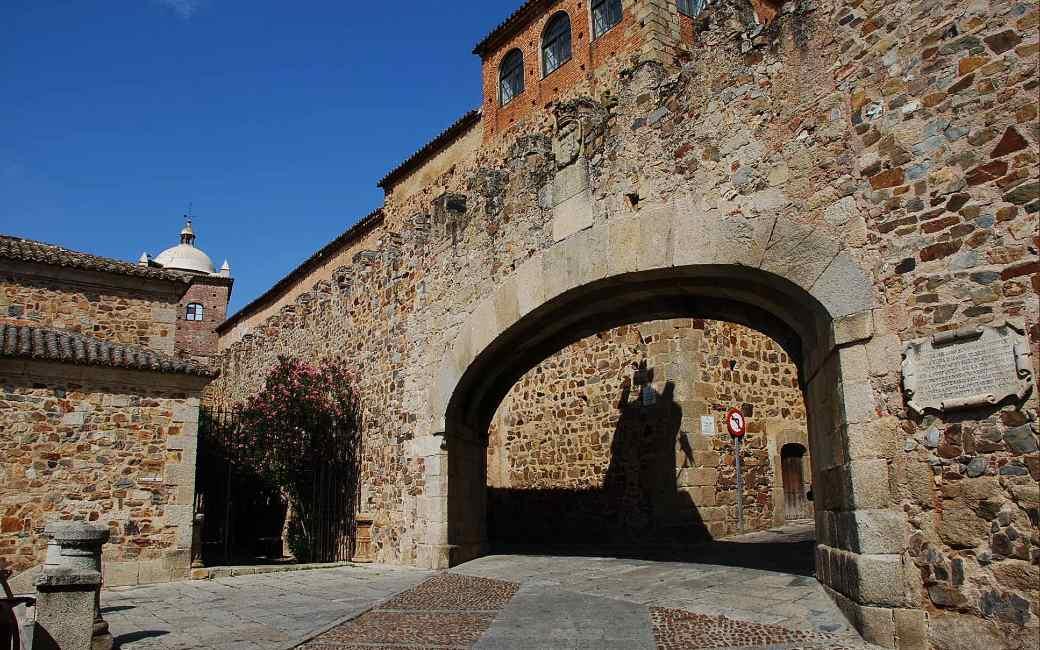 Het monumentale Cáceres is klaar voor opnames 'The Game of Thrones' prequel