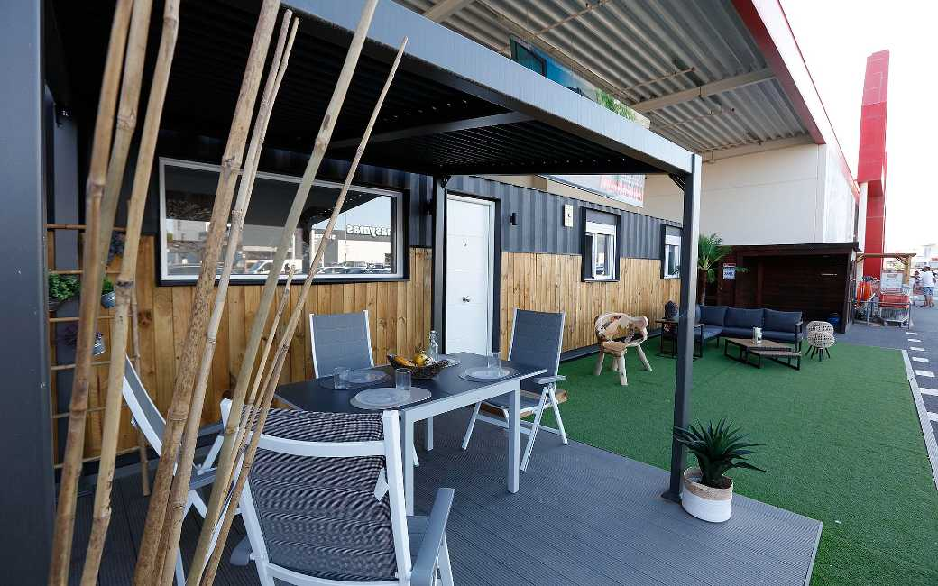 Bouwmarkt Bauhaus begint in Spanje met de verkoop van prefab woningen