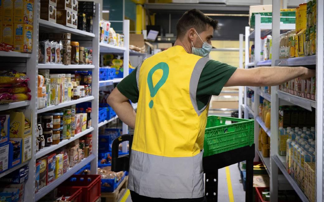 Van 'Dark Kitchen' naar 'Dark Store' in Spanje, keukens en winkels in de schaduw