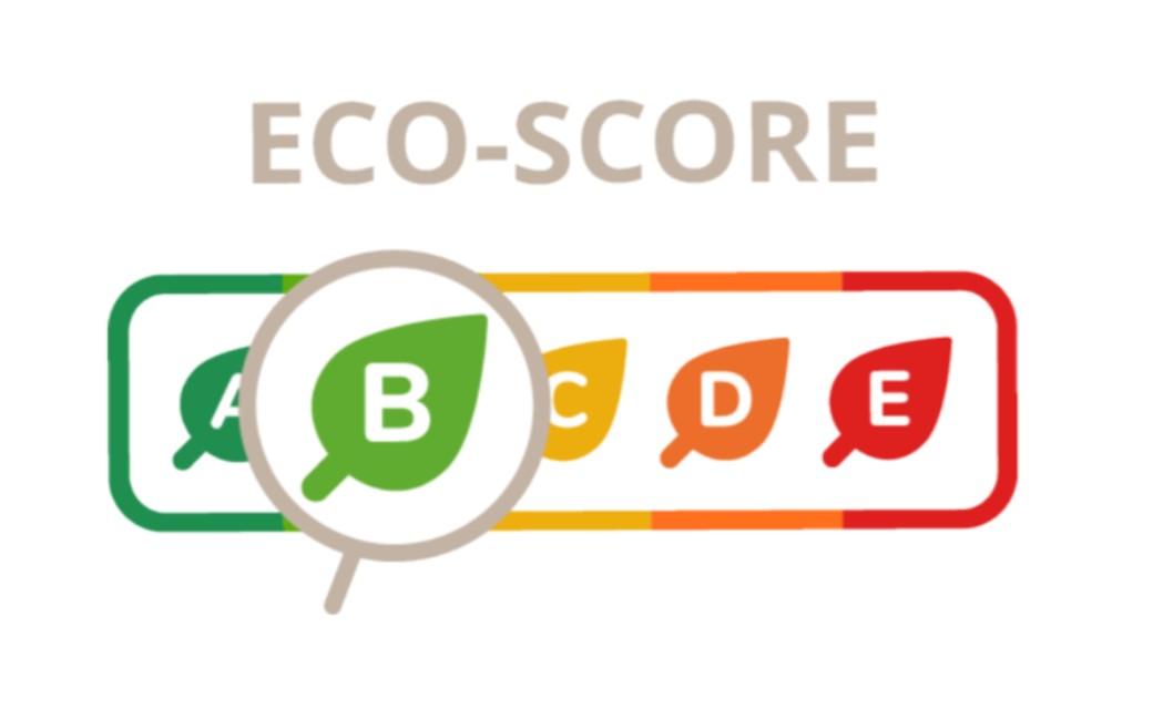 Naast Nutri-Score nu wellicht ook Eco-Score op consumentenartikelen in Spanje