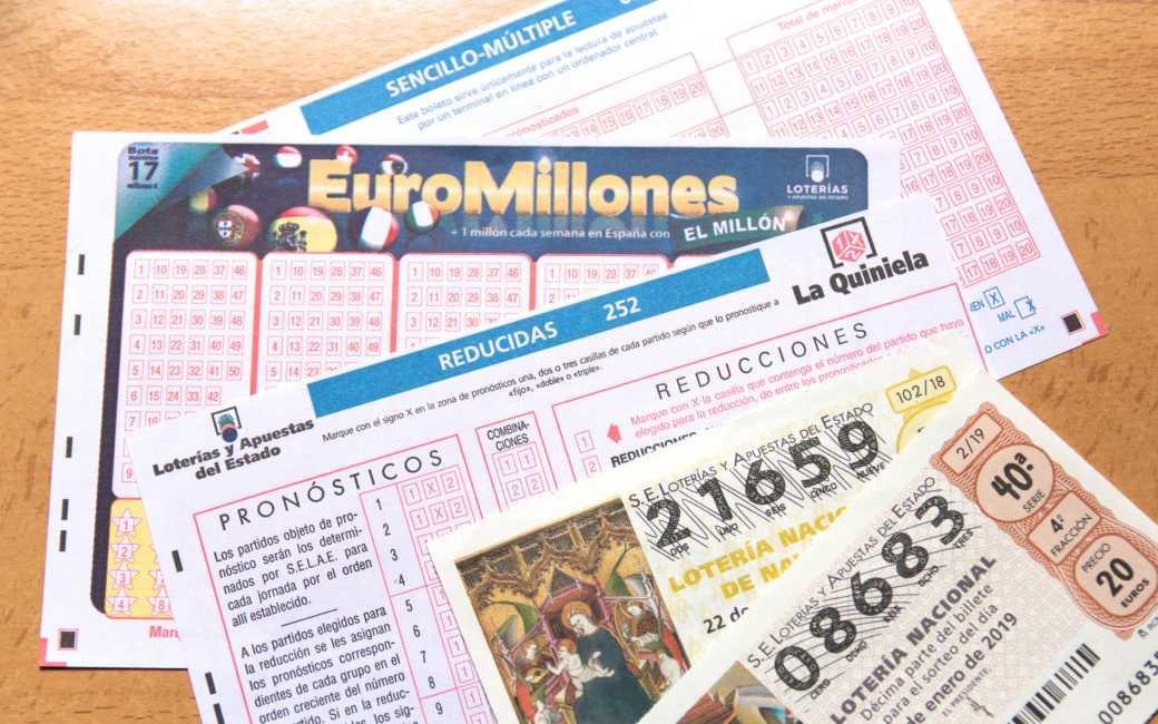 Spanjaard wint 113 miljoen euro bij EuroMillions-loterij die wel in Belgïe maar niet in Nederland gespeeld wordt