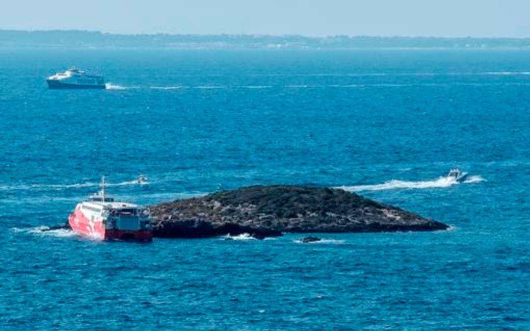 9 gewonden bij aanvaring ferry tussen Ibiza en Formentera