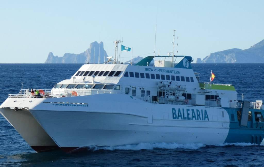Man onthoofd na aanvaring met ferry in de haven van Ibiza