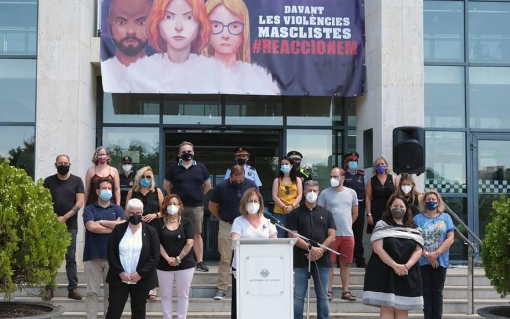 Zwarte week van geweld tegen vrouwen in Catalonië met drie moorden