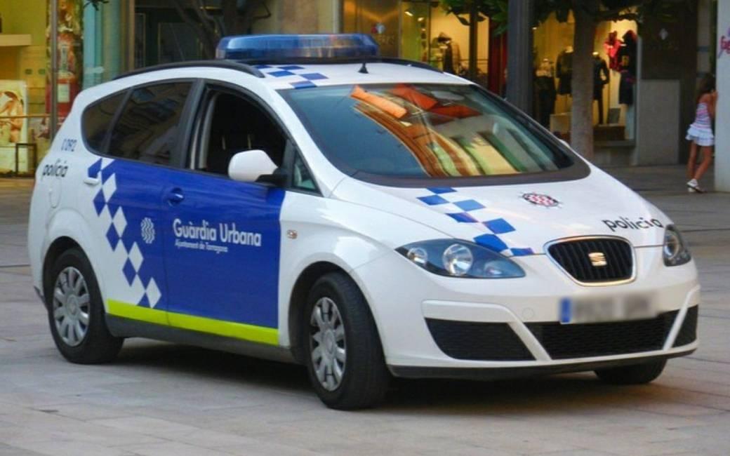 Drie mannen met hand in kofferbak aangehouden in Tarragona