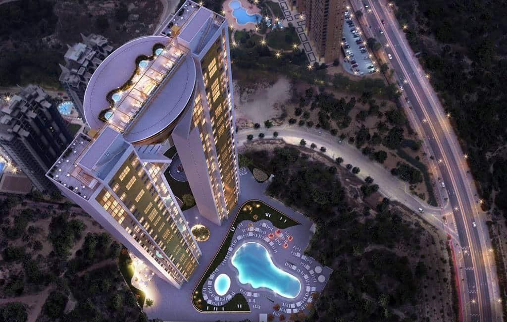 Duurste appartementen van 2 miljoen euro in InTempo Benidorm verkocht