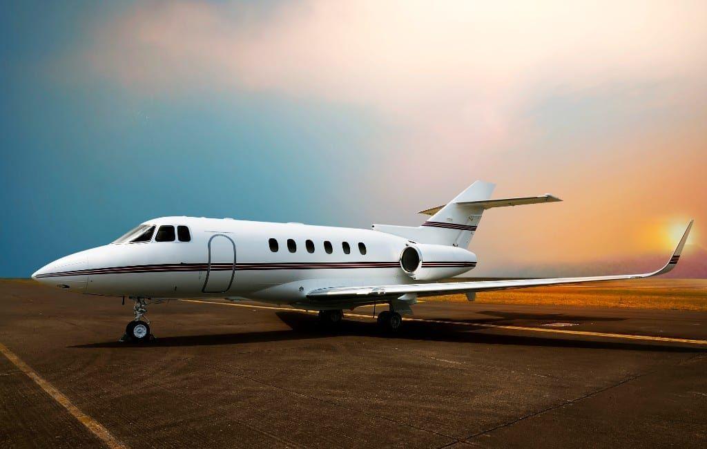 Problemen met privé vliegtuigen luchthaven Ibiza