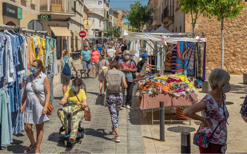 Salou, Cambrils en La Pineda: als het bewolkt is ga je naar de markt aan de Costa Dorada