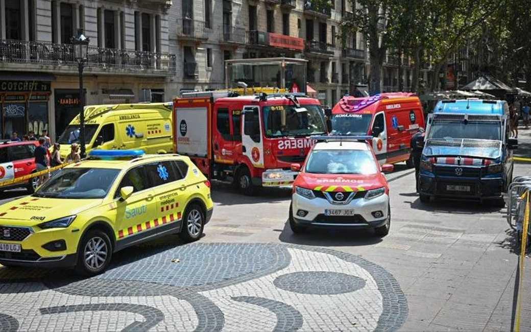 Terroristische motief bij explosie in hotel aan de Ramblas in Barcelona uitgesloten