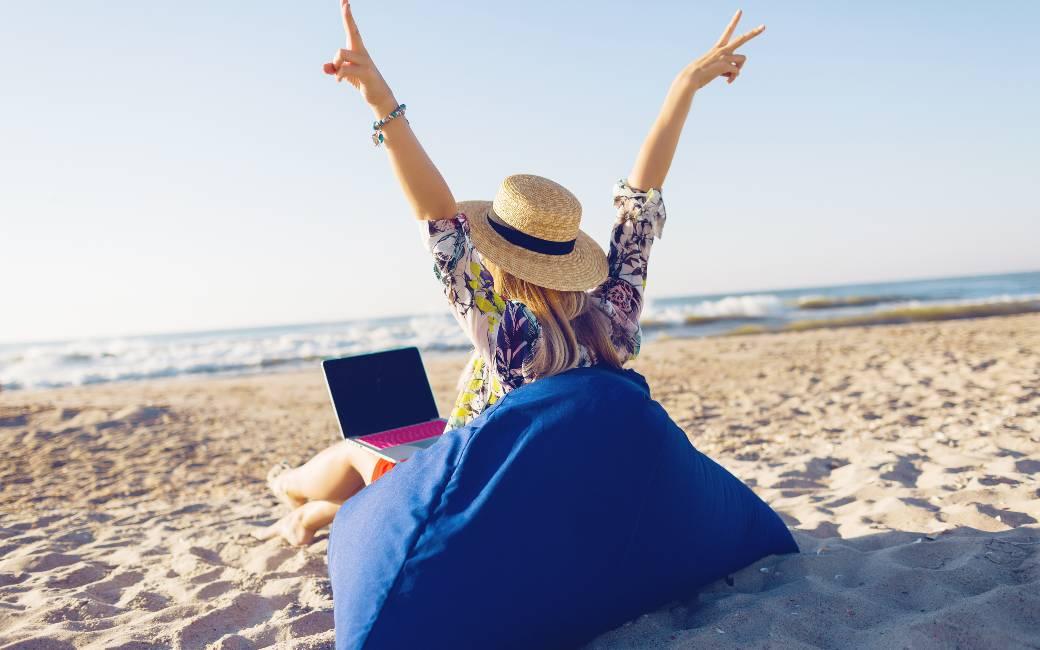 De Costa del Sol, Málaga en Airbnb willen digitale nomaden overhalen te komen