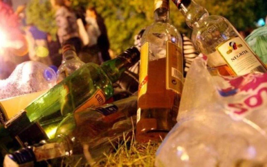 Steeds meer Botellónes in Spanje nu de corona-pandemie afzwakt