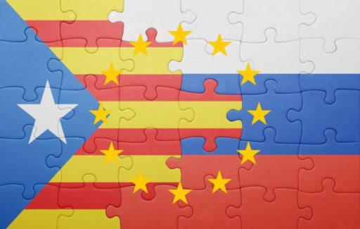 Europees Parlement onderzoekt banden Catalaanse onafhankelijkheidsbeweging met het Kremlin