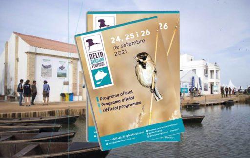 Het Delta Birding Festival op 24, 25 en 26 september in het zuiden van Tarragona