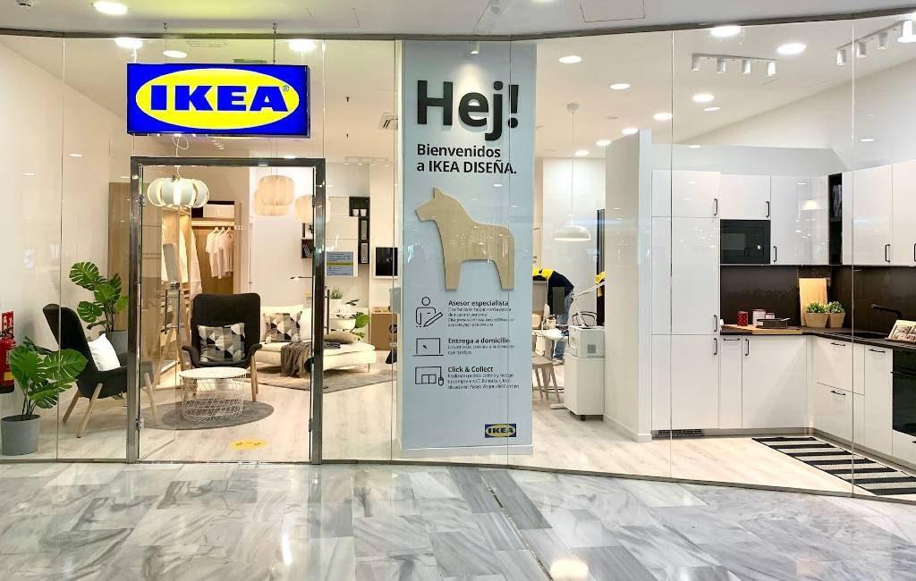 IKEA in winkelcentrum Parc Central in Tarragona op maandag 4 oktober open