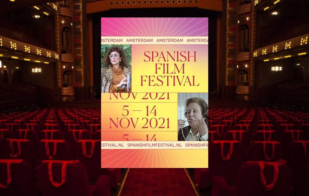 Zevende editie Amsterdam Spanish Film Festival tussen 5 en 14 november