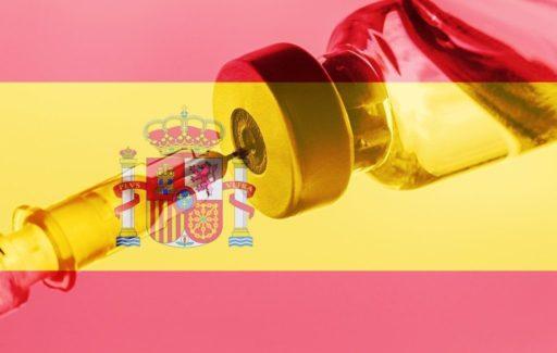 35 miljoen inwoners van Spanje volledig gevaccineerd