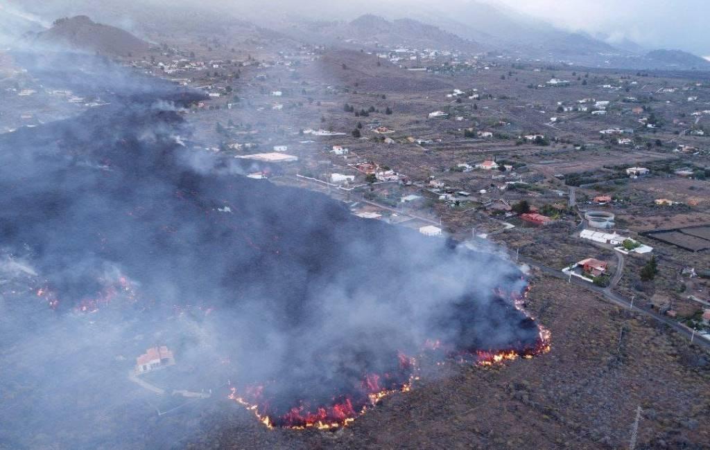 Nederland verandert vanwege vulkaanuitbarsting reisadvies voor La Palma en toeristen geëvacueerd