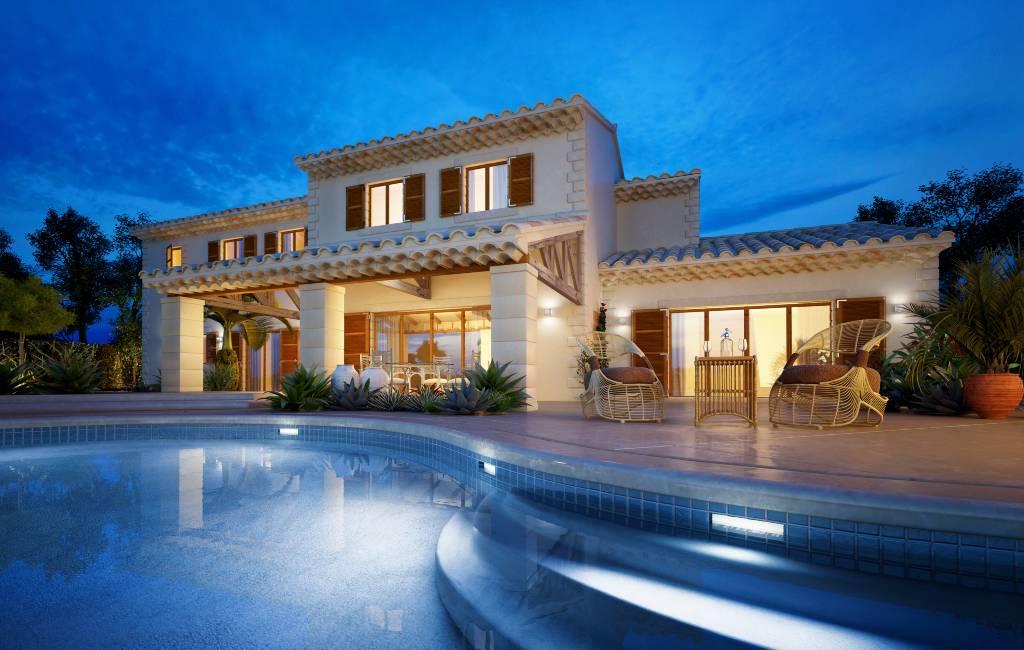 Luxe woningen in Spanje worden gekocht door Duitsers, Britten, Fransen en Nederlanders