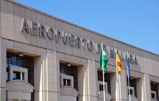 Vliegveld Málaga ontvangt meer Spaanse dan Britse en minder Nederlandse en Belgische passagiers