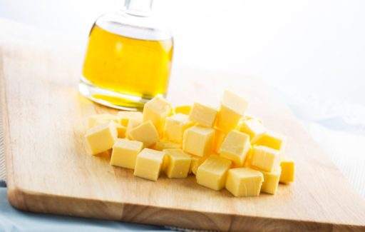 Wordt in Spanje meer boter of olijfolie gebruikt?