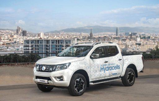 Belgische Punch Motive wil waterstof-pickups in Nissan-fabriek Barcelona maken