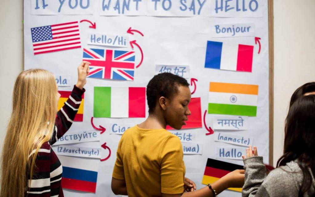 Spaans tweede meest geleerde vreemde taal op school binnen de EU