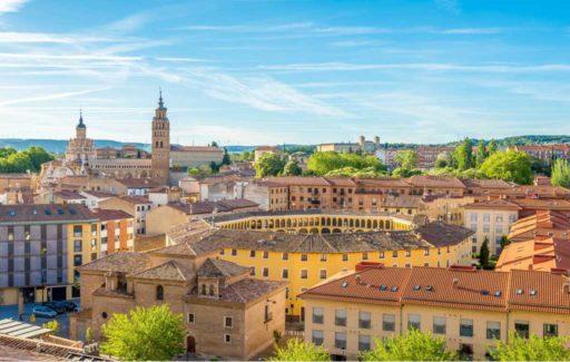 Lezers The Guardian kiezen onbekende stad Tarazona als één van Spanje's mooiste