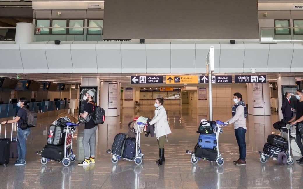 Extra Covid-controles zorgen voor meer vertraagde vluchten in Spanje