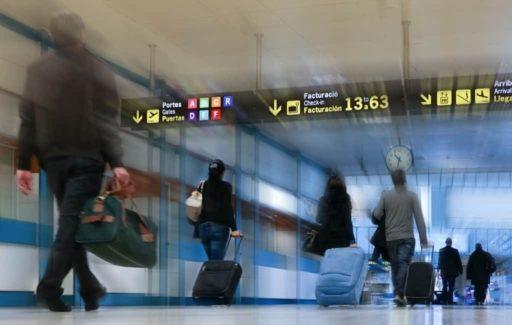 Hoe was het met het vliegverkeer uit Nederland en België naar Spanje in augustus?